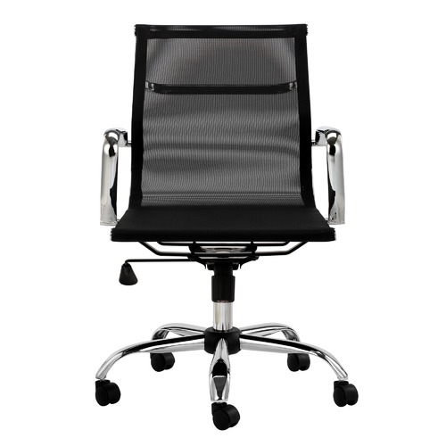 Milan Direct Eames Replica Mesh Executive Office Chair