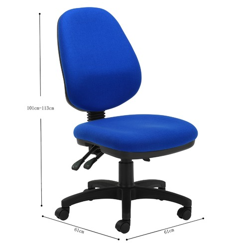 Milan Direct Milan Direct T8109 High Back Task Chair