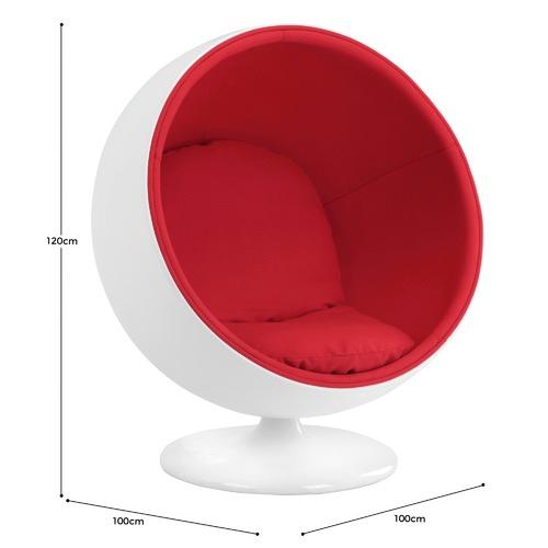 Milan Direct Replica Eero Aarnio Ball Chair