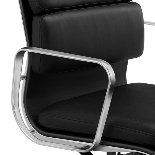 Milan Direct Eames Replica Soft Pad Management Office Chair