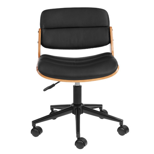 Milan Direct Rocket Wooden Executive Office Chair