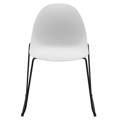 Milan Direct Inflow Stackable Visitor Chairs