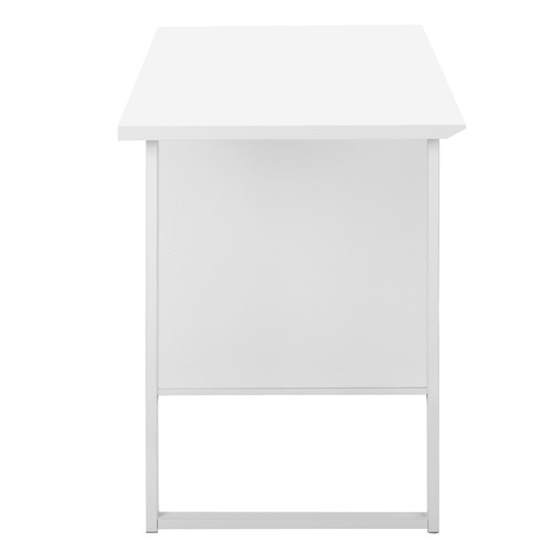 Milan Direct Malone Office Desk with Filing Cabinet