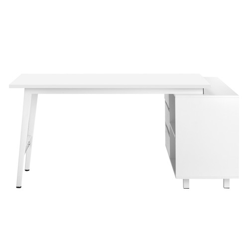 Milan Direct Dwight Corner Desk