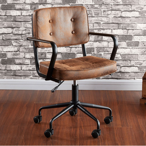 Milan Direct Hugo Retro Home Office Chair Reviews Temple Webster
