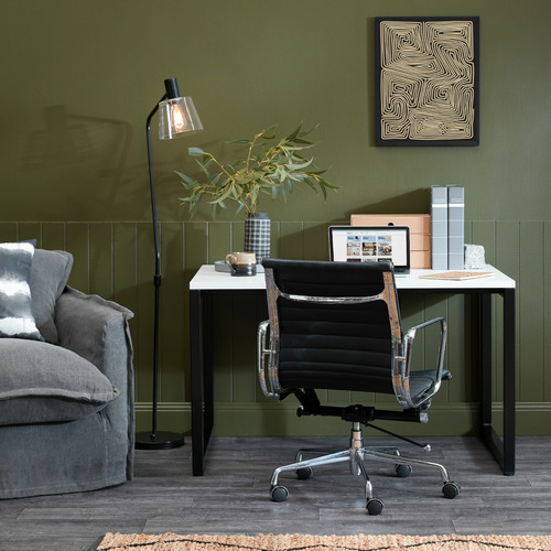 Milan Direct Eames Premium Replica Management Office Chair