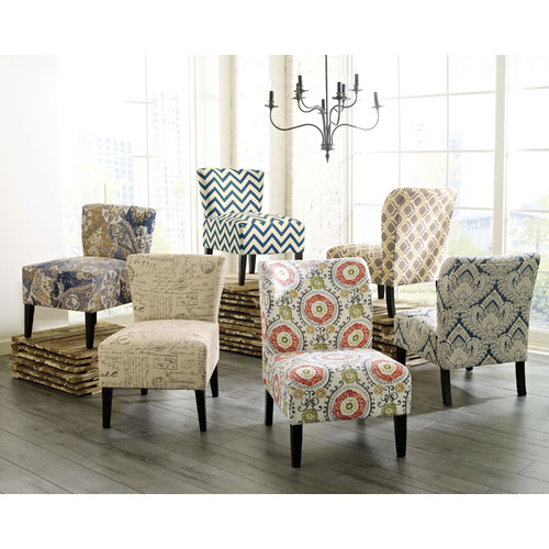 Ashley Furniture Nohlay Sapphire Accent Chair