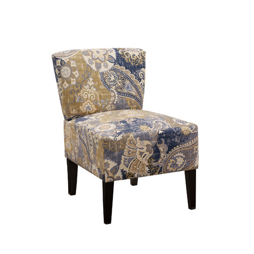 Ashley Furniture Verny Paisley Accent Chair
