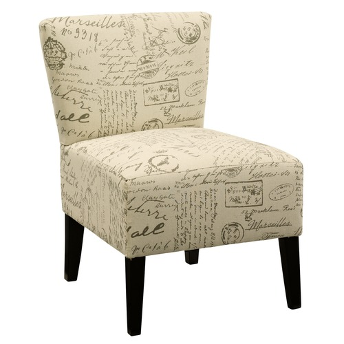 Ashley Furniture Verny Script Accent Chair
