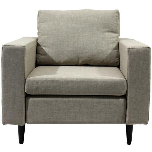 Naturally Provinicial Randgris Outdoor Fabric Armchair