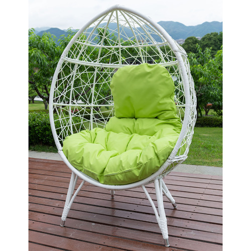 Naturally Provinicial Chester Standing Outdoor Basket Chair
