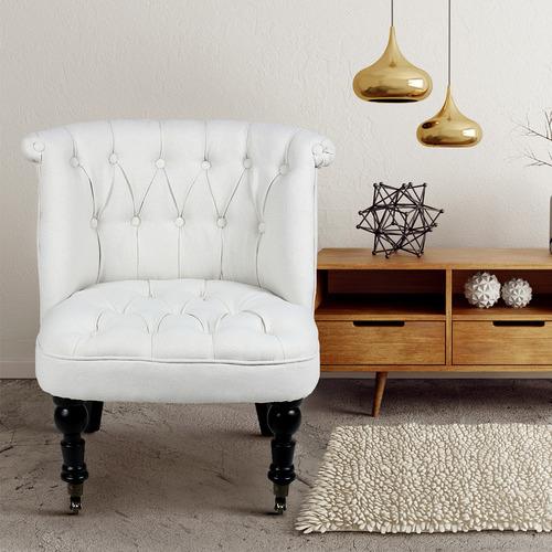 Hylas Rubber Wood Armchair