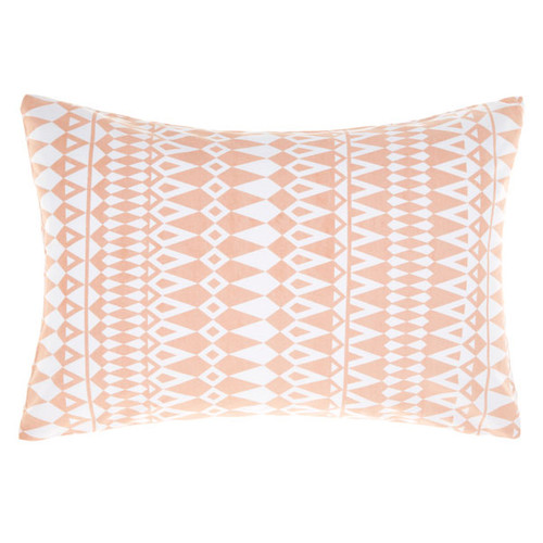 Linen House Pink Mala Cushion