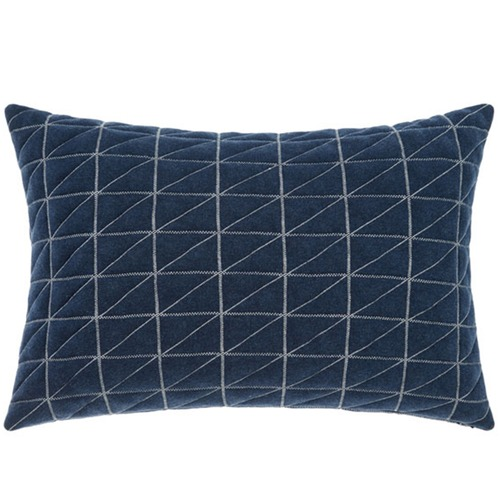 Linen House Arlo Quilted Cushion