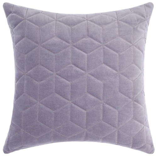 Linen House Kew Velvet Cushion