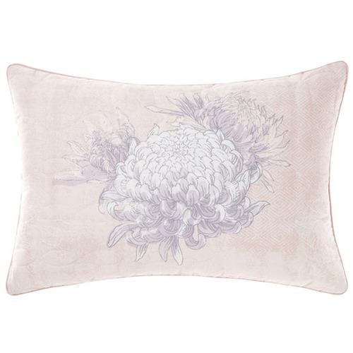 Linen House Christiane Floral Cotton Cushion
