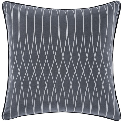 Linen House Indigo Northbrook Cushion