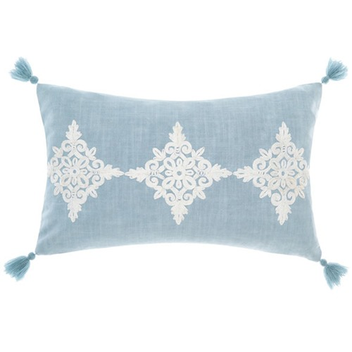 Linen House Cloud Villa Cotton Cushion