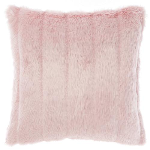 Linen House Chanel Faux Fur Cushion