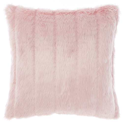 Linen House Gabrielle Faux Fur Cushion