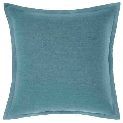 Linen House Tailored Nimes Linen Cushion