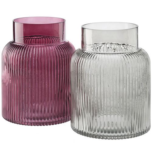 Linen House Palace Glass Vase
