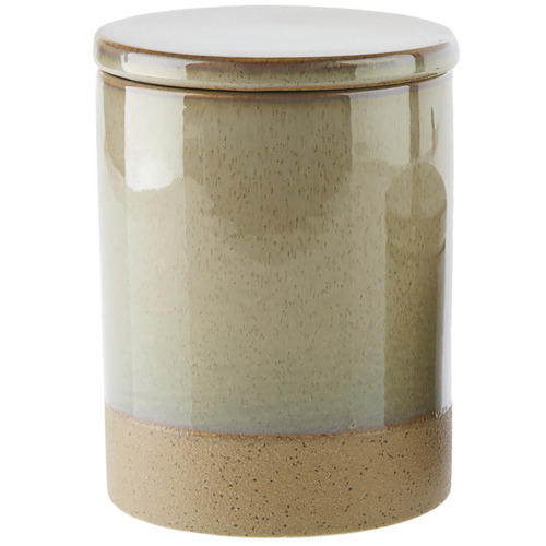 Linen House 16cm Green Paco Container with Lid