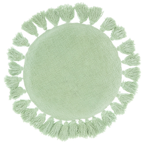 Linen House Florida Round Cotton Cushion