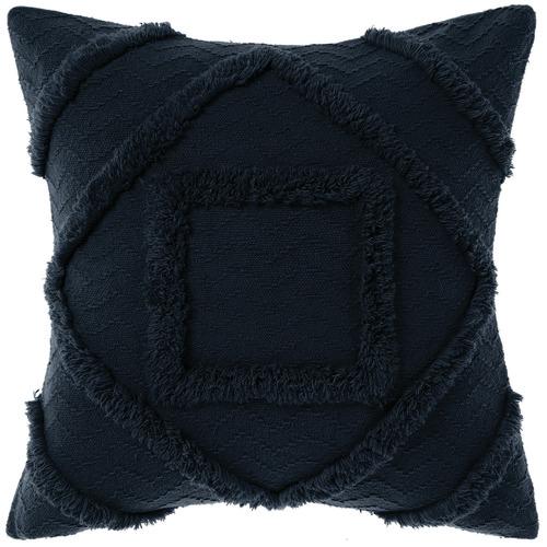 Linen House Indigo Adalyn Cotton Cushion