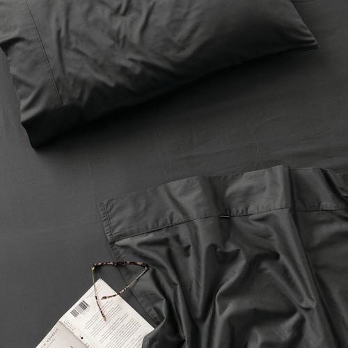 Linen House Augusta 500TC Cotton Super King Sheet Set