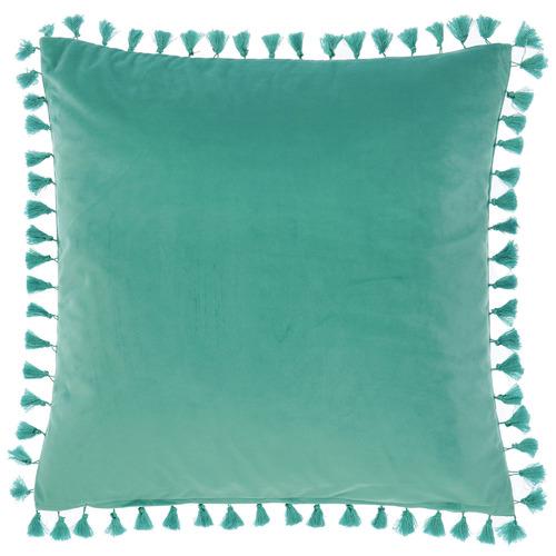 Linen House Aqua Belmore Cushion