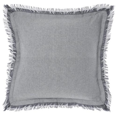 Linen House Blue Iliana Cotton Cushion