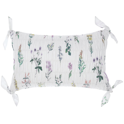 Linen House Fleurette Cotton Cushion