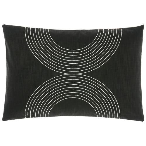 Linen House Lex Cotton Rectangular Cushion