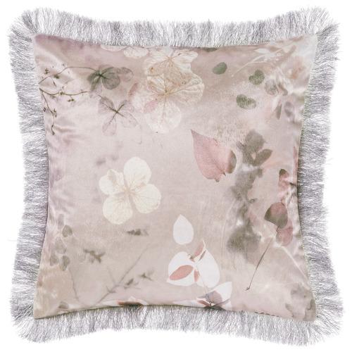 Linen House Azalea Stillwater Velvet Cushion