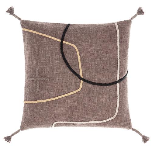 Linen House Exon Cotton Cushion