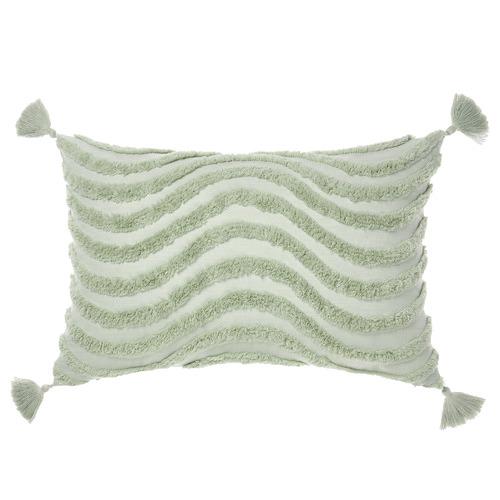 Linen House Amadora Rectangular Cotton Cushion