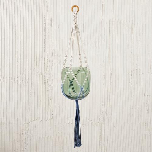 Linen House Sweetwater Cotton Pot Hanger