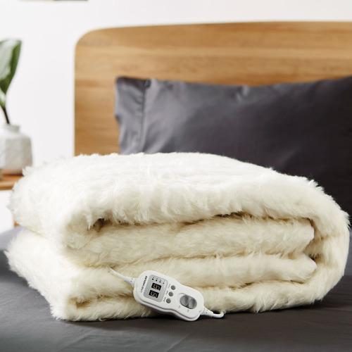 Multizone Woollen Electric Blanket
