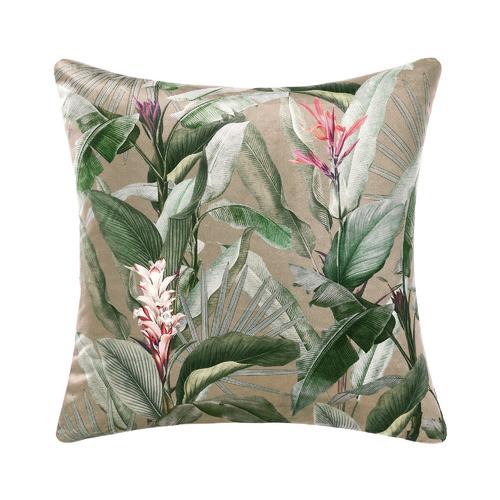 Multi-Colour Emiliano Velvet Cushion