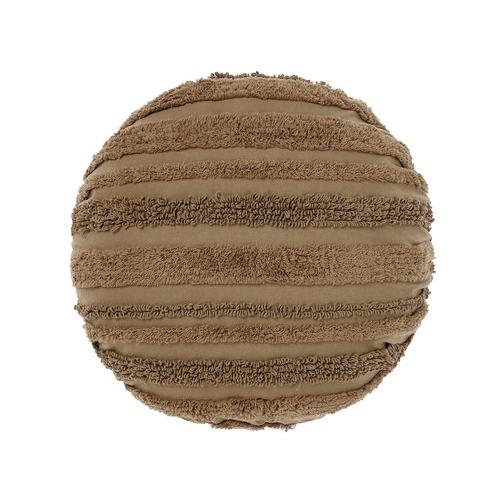 Carter Round Cotton Cushion