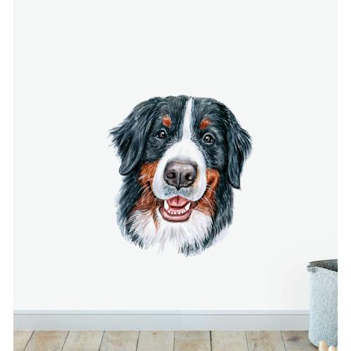 Bernese Mountain Dog Wall Sticker