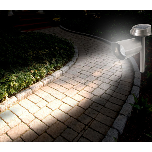 Lexi Lighting Solar LED Spotlight Path Light