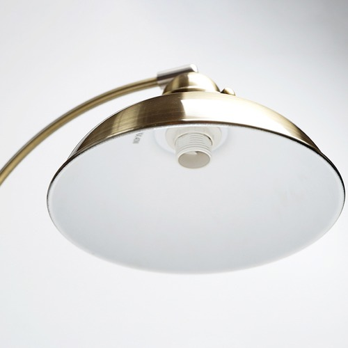 Luminea Dax Metal Table Lamp