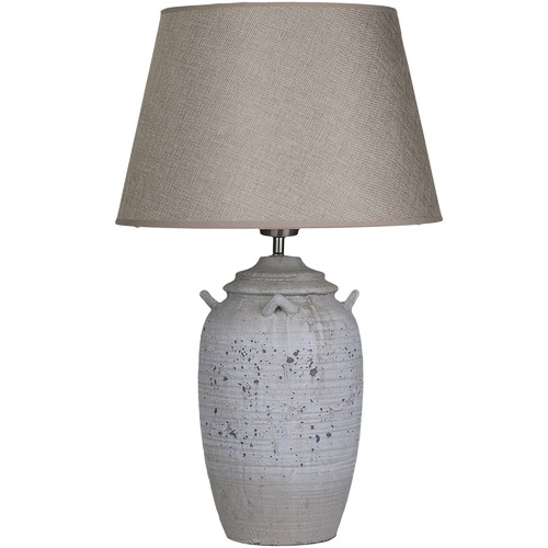 Luminea Vienne Ceramic Table Lamp