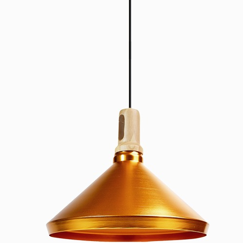 Luminea Grigny 1 Light Metal Pendant