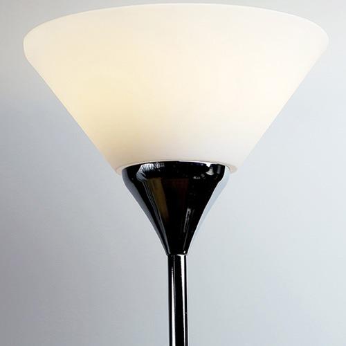 Lexi Lighting Lexi Shae Stainless Steel Floor Lamp