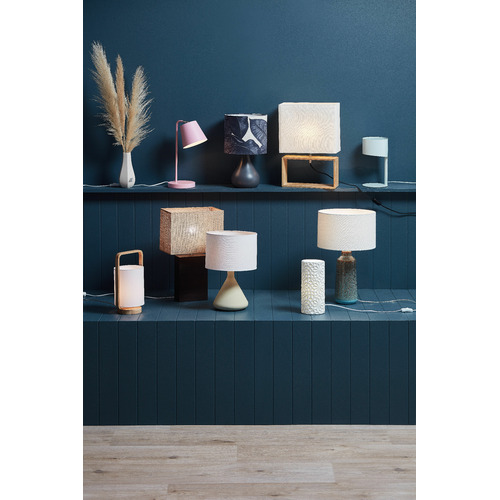 Luminea Sevres Metal Table Lamps