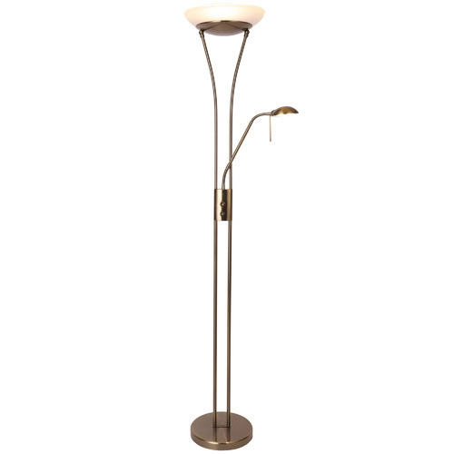 huge discount e6539 41f49 Reed Mother & Child LED Floor Lamp
