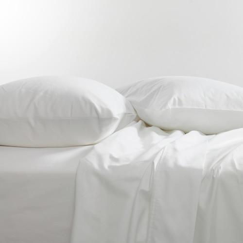 Canningvale Crisp White 1000 Thread Count Palazzo Royale Premium Blend Sheet  Set